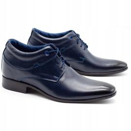 Lukas Men's shoes increasing 300LU navy blue 2