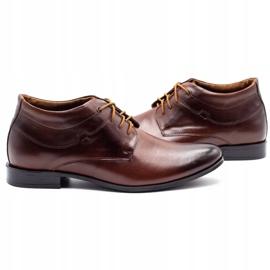 Lukas Men's shoes increasing 300LU brown 5