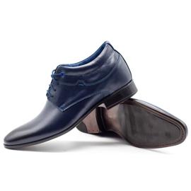 Lukas Men's shoes increasing 300LU navy blue 3