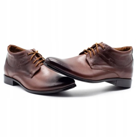 Lukas Men's shoes increasing 300LU brown 6