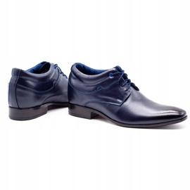 Lukas Men's shoes increasing 300LU navy blue 4