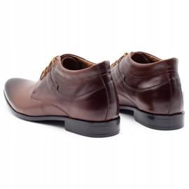 Lukas Men's shoes increasing 300LU brown 7