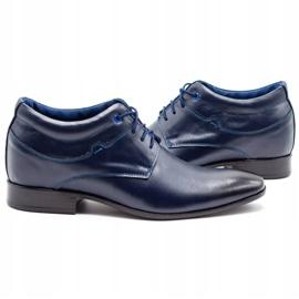 Lukas Men's shoes increasing 300LU navy blue 5