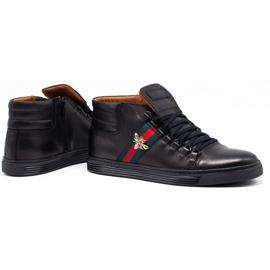 KENT 304V Men's Casual Shoes black 4
