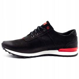Joker Black casual men's shoes 301J 1