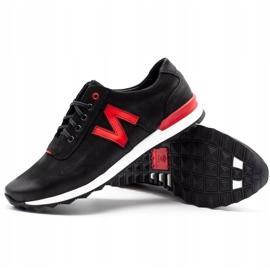 Joker Black casual men's shoes 301J 3
