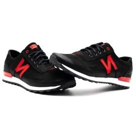 Joker Black casual men's shoes 301J 6