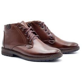 Mario Pala 911MP brown men's winter boots 2