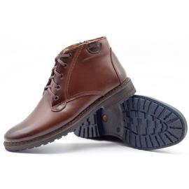 Mario Pala 911MP brown men's winter boots 3