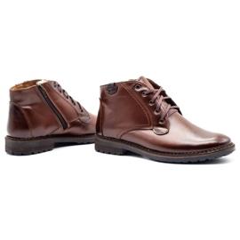 Mario Pala 911MP brown men's winter boots 4