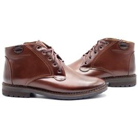 Mario Pala 911MP brown men's winter boots 5