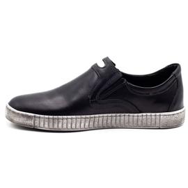 Joker Black men's shoes 387V 1