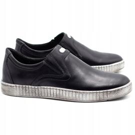 Joker Black men's shoes 387V 2