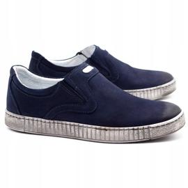Joker Men's shoes 387V navy blue 2