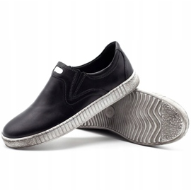 Joker Black men's shoes 387V 3
