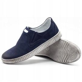 Joker Men's shoes 387V navy blue 3