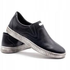 Joker Black men's shoes 387V 4