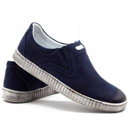 Joker Men's shoes 387V navy blue 4