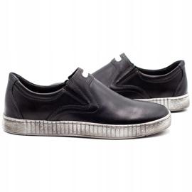 Joker Black men's shoes 387V 5