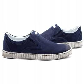 Joker Men's shoes 387V navy blue 5