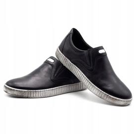 Joker Black men's shoes 387V 6