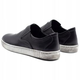 Joker Black men's shoes 387V 7