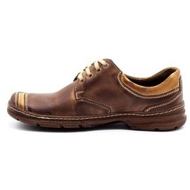 Joker Leather men's shoes 936 brown 1