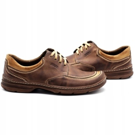 Joker Leather men's shoes 936 brown 5