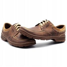 Joker Leather men's shoes 936 brown 6