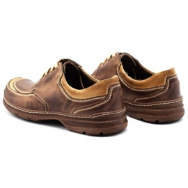 Joker Leather men's shoes 936 brown 7