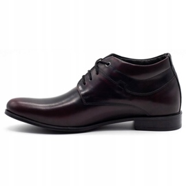 Lukas Men's elevator shoes 300LU cabir black 1