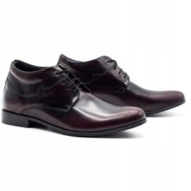 Lukas Men's elevator shoes 300LU cabir black 2