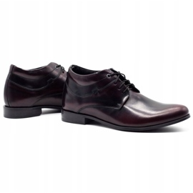 Lukas Men's elevator shoes 300LU cabir black 4
