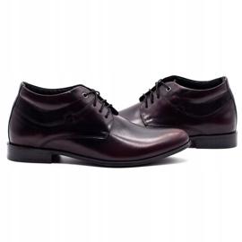 Lukas Men's elevator shoes 300LU cabir black 5