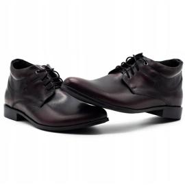 Lukas Men's elevator shoes 300LU cabir black 6