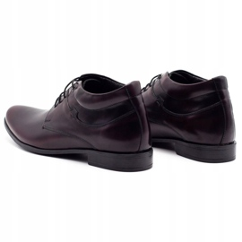 Lukas Men's elevator shoes 300LU cabir black 7