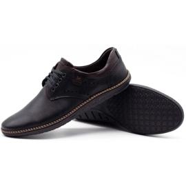 Polbut Men's casual shoes 402E black 5