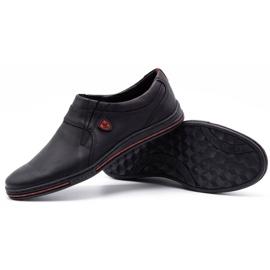 Polbut Men's Brogues Leather 362 Black 3