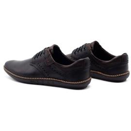 Polbut Men's casual shoes 402E black 1