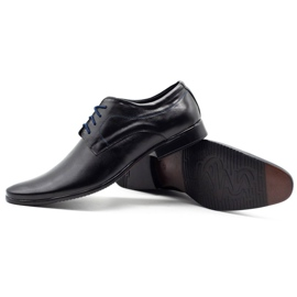 Lukas Men's formal shoes 242T9 black 3