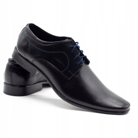 Lukas Men's formal shoes 242T9 black 4