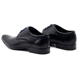 Lukas Men's formal shoes 242T9 black 7