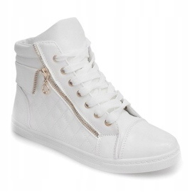 High-top Sneakers ZJY-C130 White 1