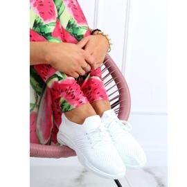White sports socks C9239 Bianco 1