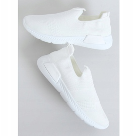 White sports socks C9273 Blanco 3