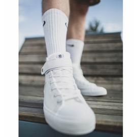 Men's High-top Sneakers Big Star White Y174024 3