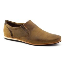 Mario Pala Men's shoes 624 brown 2
