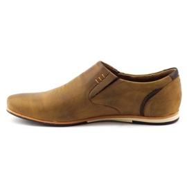 Mario Pala Men's shoes 624 brown 3