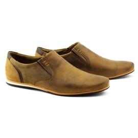 Mario Pala Men's shoes 624 brown 4
