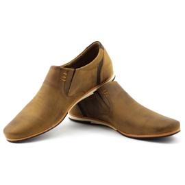 Mario Pala Men's shoes 624 brown 5